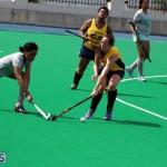 Women's Hockey Canaries Vs Budgies Bermuda March 17 2016 (6)