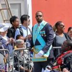 200th Anniversary Peppercorn Ceremony St George's Bermuda, April 20 2016-1