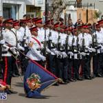 200th Anniversary Peppercorn Ceremony St George's Bermuda, April 20 2016-50