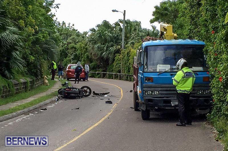 Accident Bermuda, April 18 2016-2