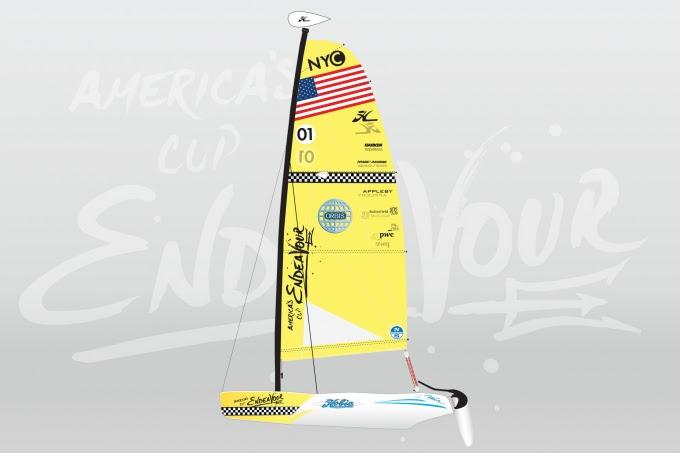 America's Cup Endeavour Bermuda April 13 2016 (1)