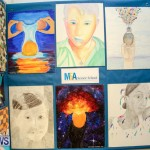 Bermuda Annual Senior & Middle School's Art Show - 51st Year, April 5 2016-106