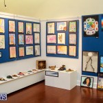 Bermuda Annual Senior & Middle School's Art Show - 51st Year, April 5 2016-114