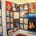 Bermuda Annual Senior & Middle School's Art Show - 51st Year, April 5 2016-124