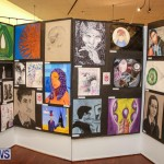 Bermuda Annual Senior & Middle School's Art Show - 51st Year, April 5 2016-134