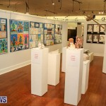 Bermuda Annual Senior & Middle School's Art Show - 51st Year, April 5 2016-135