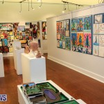 Bermuda Annual Senior & Middle School's Art Show - 51st Year, April 5 2016-137