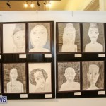 Bermuda Annual Senior & Middle School's Art Show - 51st Year, April 5 2016-145