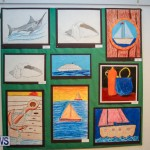 Bermuda Annual Senior & Middle School's Art Show - 51st Year, April 5 2016-2