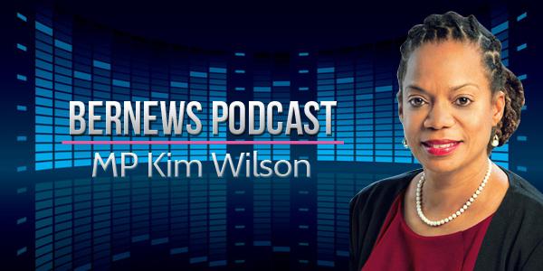 Bernews Podcast with Kim WIlson