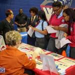 CedarBridge Academy Vocational Career Fair Bermuda, April 22 2016-23