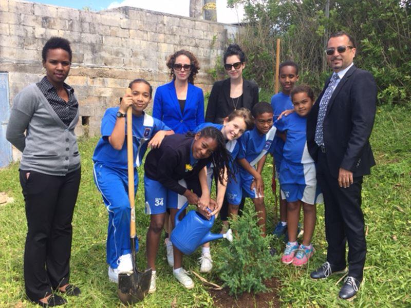 Clarien Bank-Earth Day  (2)