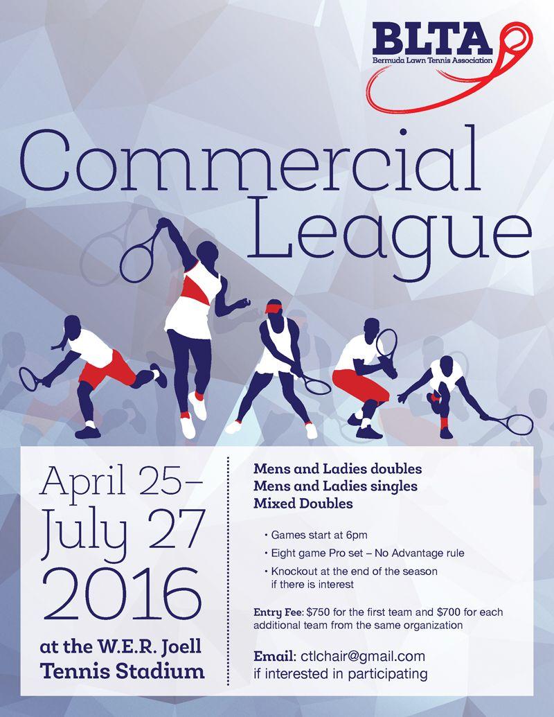 Commercial League 2016 Bermuda April 13 2016