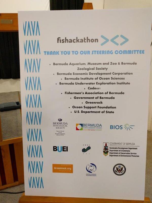Fishackathon Bermuda 2016 55