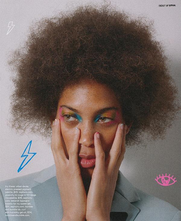 Lily Lightbourn Nylon Magazine 2016 (2)