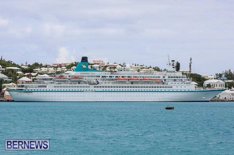 MS Albatros Phoenix Reisen Cruise Ship Bermuda, April 16 2016-1