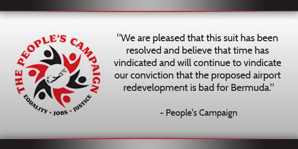 People's Campaign  Bermuda April 28 2016