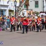 Peppercorn Ceremony 200th St George's Bermuda, April 20 2016-1