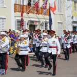 Peppercorn Ceremony 200th St George's Bermuda, April 20 2016-10