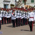 Peppercorn Ceremony 200th St George's Bermuda, April 20 2016-11