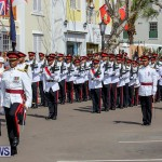 Peppercorn Ceremony 200th St George's Bermuda, April 20 2016-12