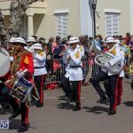 Peppercorn Ceremony 200th St George's Bermuda, April 20 2016-13