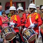 Peppercorn Ceremony 200th St George's Bermuda, April 20 2016-15