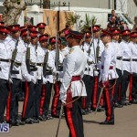 Peppercorn Ceremony 200th St George's Bermuda, April 20 2016-17