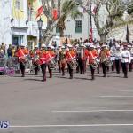 Peppercorn Ceremony 200th St George's Bermuda, April 20 2016-2