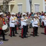 Peppercorn Ceremony 200th St George's Bermuda, April 20 2016-23