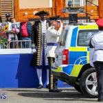 Peppercorn Ceremony 200th St George's Bermuda, April 20 2016-24