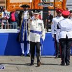 Peppercorn Ceremony 200th St George's Bermuda, April 20 2016-25