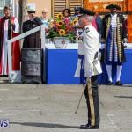 Peppercorn Ceremony 200th St George's Bermuda, April 20 2016-26
