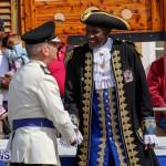Peppercorn Ceremony 200th St George's Bermuda, April 20 2016-28