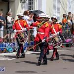 Peppercorn Ceremony 200th St George's Bermuda, April 20 2016-5