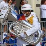 Peppercorn Ceremony 200th St George's Bermuda, April 20 2016-8