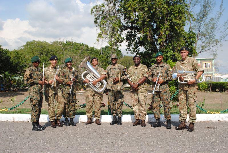 Regiment Band (1)
