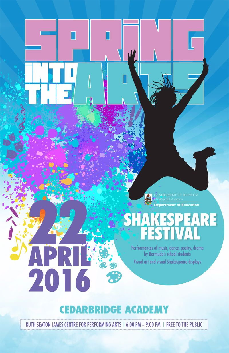 Spring Into The Arts Bermuda April 21 2016