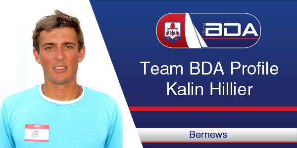 Team BDA Profile Kalin Hillier