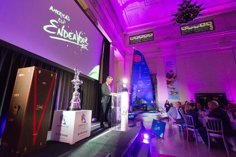 America's Cup Endeavour Gala © Matt Knighton