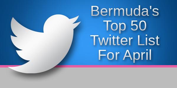 top 50 twitter 2016 April c