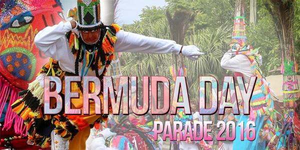 2016 Bermuda Day Parade TC