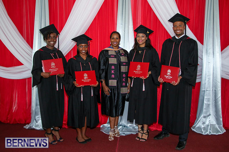 2016 Commencement at Bermuda College, May 19 2016-180