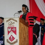2016 Commencement at Bermuda College, May 19 2016-2