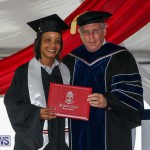 2016 Commencement at Bermuda College, May 19 2016-98