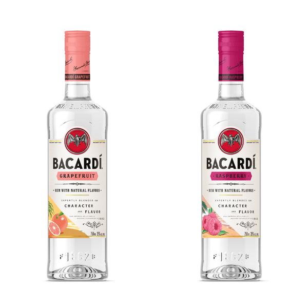 Bacardi Grapefruit Raspberry Flavour Bermuda May 25 2016