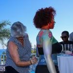 Bermuda Fashion Festival Body Painting Bermuda, May 29 2016-13