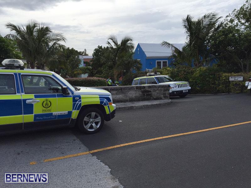 BermudaPolice Car 23 May