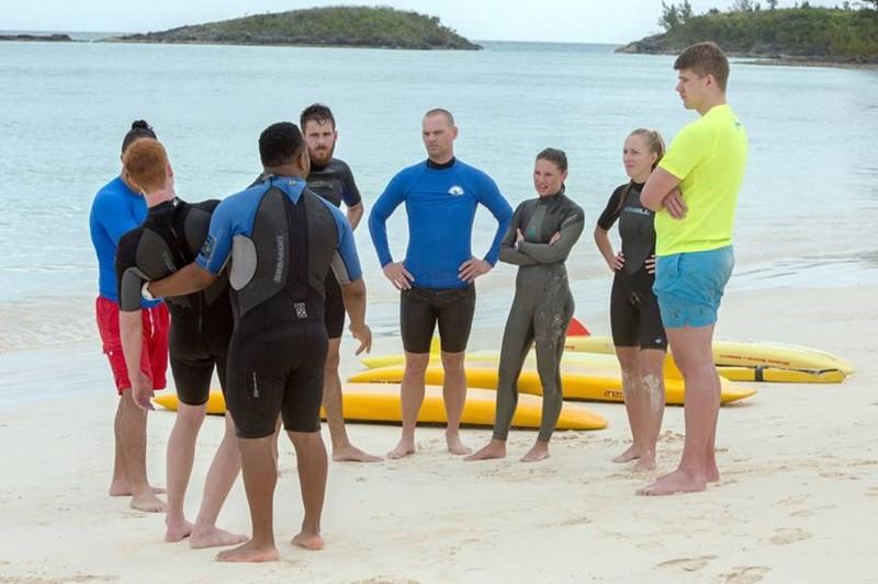 Lifeguard training (2)