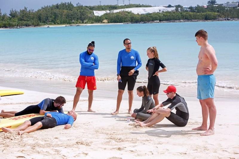 Lifeguard training (3)